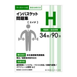 インバスケット問題集H